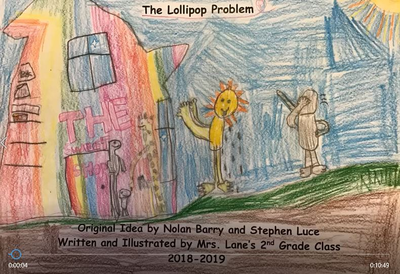 The Lollipop Problem by Mrs. Lane's Class