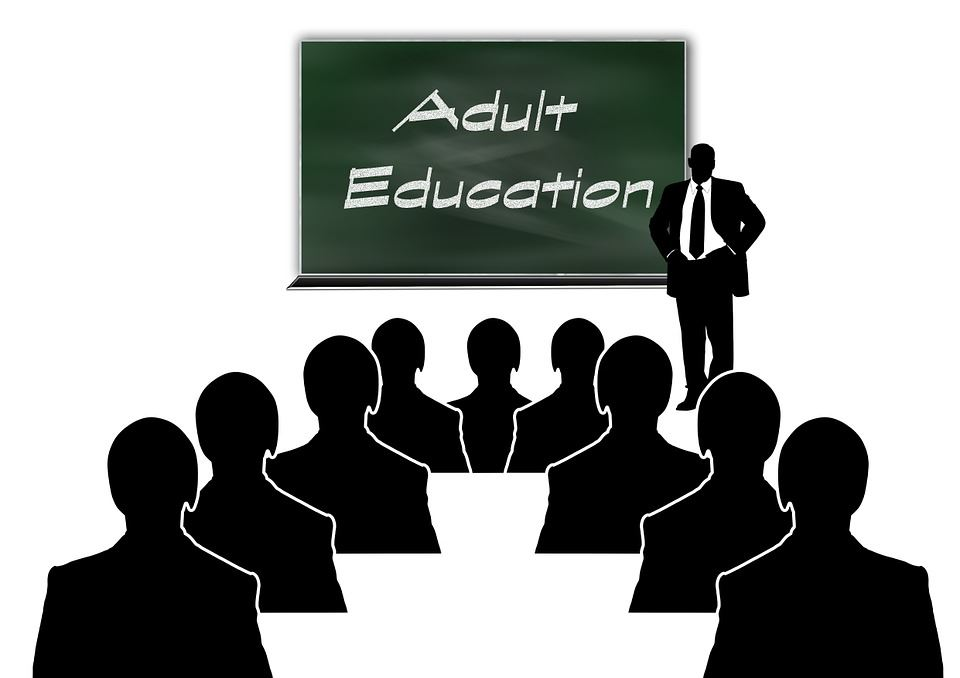 Adult Education Classes