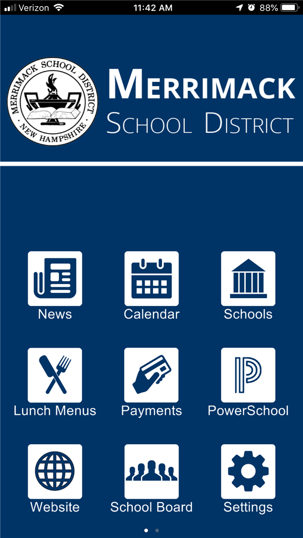 District Mobile Apps